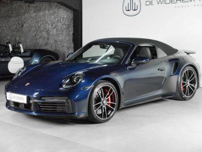 Porsche 911 TYPE 992 3.8 TURBO CABRIOLET 580 - <small></small> 245.000 € <small>TTC</small> - #13
