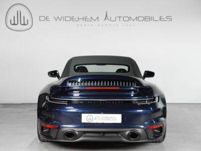 Porsche 911 TYPE 992 3.8 TURBO CABRIOLET 580 - <small></small> 245.000 € <small>TTC</small> - #20