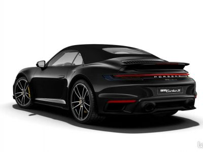 Porsche 911 type 992 cabriolet 3.8 650 ch turbo s pdk8 neuf malus paye disponible - <small></small> 289.990 € <small>TTC</small>