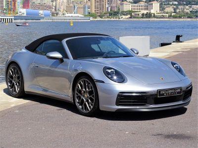 Porsche 911 TYPE 992 CARRERA S CABRIOLET PDK 450 CV - MONACO - <small>A partir de </small>1.590 EUR <small>/ mois</small> - #5