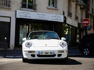 Porsche 911 TYPE 993 (993) 3.6 CARRERA S TIPTRONIC