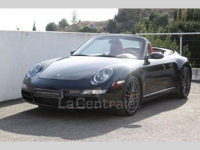 Porsche 911 TYPE 997 CABRIOLET (997) CABRIOLET 3.8 355 CARRERA 4S - <small>A partir de </small>490 EUR <small>/ mois</small> - #1