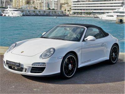 Porsche 911 TYPE 997 CARRERA 4 GTS CABRIOLET PDK 408 CV - MONACO - <small></small> 89.900 € <small>TTC</small>
