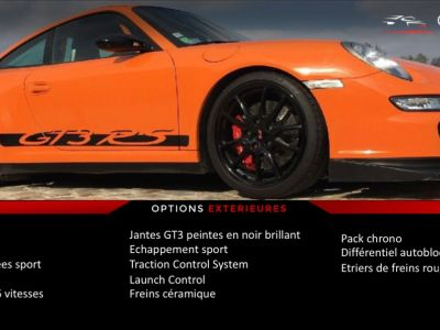 Porsche 911 type 997 gt3 rs tat exceptionnel1 - <small></small> 129.900 € <small>TTC</small> - #7