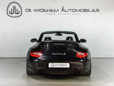 Porsche 911 TYPE 997 S 3.8 385 CABRIOLET - <small></small> 69.900 € <small>TTC</small>