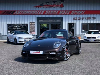 Porsche 911 Type 997 Turbo 3.6 480ch BVM6 Phase 2 - <small></small> 74.990 € <small>TTC</small> - #1