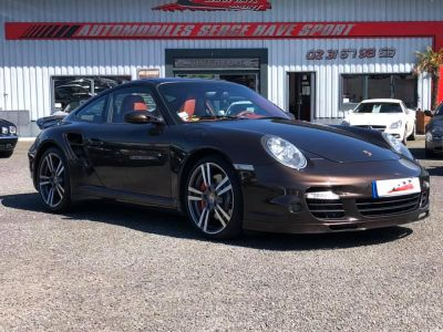 Porsche 911 Type 997 Turbo 3.6 480ch BVM6 Phase 2 - <small></small> 74.990 € <small>TTC</small> - #3