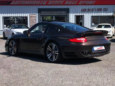 Porsche 911 Type 997 Turbo 3.6 480ch BVM6 Phase 2 - <small></small> 74.990 € <small>TTC</small> - #4