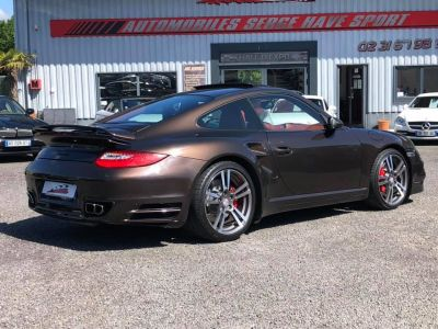 Porsche 911 Type 997 Turbo 3.6 480ch BVM6 Phase 2 - <small></small> 74.990 € <small>TTC</small> - #5