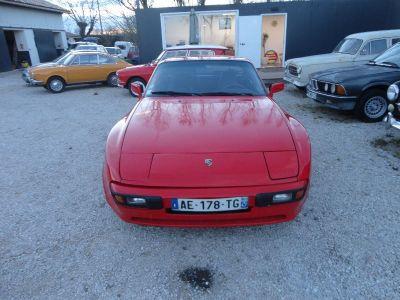 Porsche 944 TARGA - <small></small> 11.600 € <small>TTC</small> - #4
