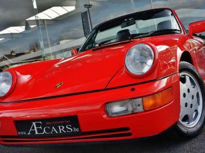 Porsche 964 - CARRERA 4 - CABRIO - FULL HISTORY - EUROPEAN - - <small></small> 59.950 € <small>TTC</small> - #1