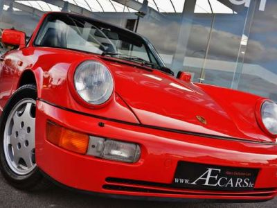 Porsche 964 - CARRERA 4 - CABRIO - FULL HISTORY - EUROPEAN - - <small></small> 59.950 € <small>TTC</small> - #2