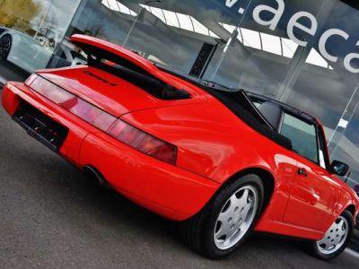 Porsche 964 - CARRERA 4 - CABRIO - FULL HISTORY - EUROPEAN - - <small></small> 59.950 € <small>TTC</small> - #5