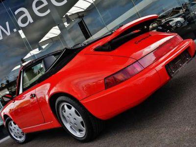 Porsche 964 - CARRERA 4 - CABRIO - FULL HISTORY - EUROPEAN - - <small></small> 59.950 € <small>TTC</small> - #6