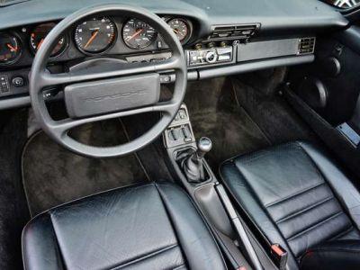 Porsche 964 - CARRERA 4 - CABRIO - FULL HISTORY - EUROPEAN - - <small></small> 59.950 € <small>TTC</small> - #7