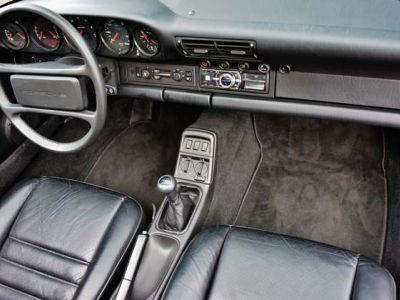 Porsche 964 - CARRERA 4 - CABRIO - FULL HISTORY - EUROPEAN - - <small></small> 59.950 € <small>TTC</small> - #8