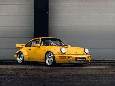 Porsche 964 3.8 RSR 'Le Mans Pack' 1of15 *P.O.R.* - <small></small> 999.999 € <small>TTC</small> - #12