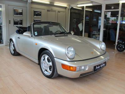 Porsche 964 964 CABRIOLET - <small></small> 51.800 € <small>TTC</small>
