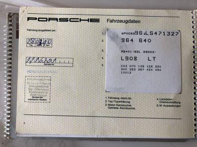 Porsche 964 C2 Cabrio - <small></small> 59.750 € <small>TTC</small> - #57