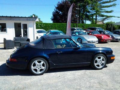 Porsche 964 CARRERA 4 CABRIOLET - <small></small> 65.964 € <small>TTC</small>