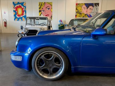 Porsche 964 Targa Turbo-look - <small></small> 85.000 € <small>TTC</small> - #12