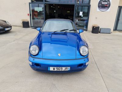 Porsche 964 Targa Turbo-look - <small></small> 85.000 € <small>TTC</small> - #14