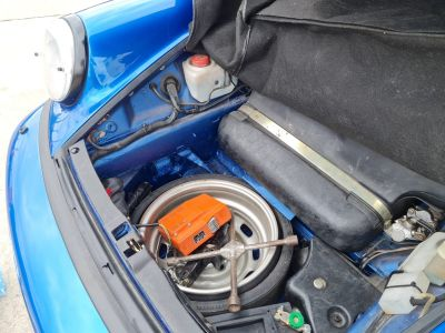 Porsche 964 Targa Turbo-look - <small></small> 85.000 € <small>TTC</small> - #18