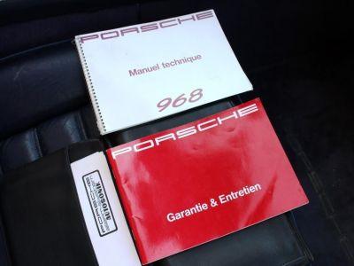 Porsche 968 3.0 240 CABRIOLET - <small></small> 36.800 € <small>TTC</small> - #19