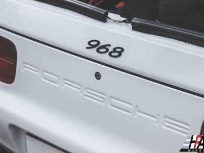 Porsche 968 CONVERTIBLE - <small></small> 28.000 € <small>TTC</small>