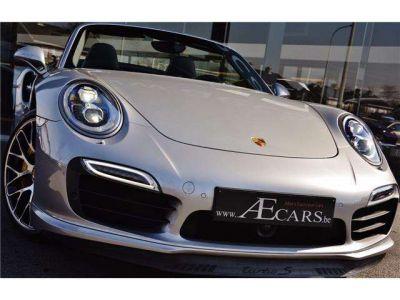 Porsche 991 - TURBO S - CABRIO - PDK - CARBON - BOSE - CERAMIC - - <small></small> 169.950 € <small>TTC</small>