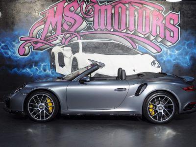 Porsche 991 (2) 3.8 580 TURBO S CAB - <small></small> 174.900 € <small>TTC</small>