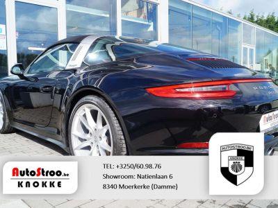Porsche 991 3.0 targa 4 phII NAVI ADAPT CRUISE SPORTUITLAAT - <small></small> 113.000 € <small>TTC</small> - #7