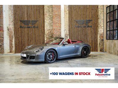 Porsche 991 911 C4 3.8i GTS CABRIO - Unieke Topwagen - <small></small> 102.900 € <small>TTC</small> - #1