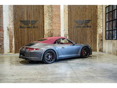 Porsche 991 911 C4 3.8i GTS CABRIO - Unieke Topwagen - <small></small> 102.900 € <small>TTC</small> - #4