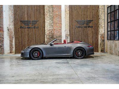 Porsche 991 911 C4 3.8i GTS CABRIO - Unieke Topwagen - <small></small> 102.900 € <small>TTC</small> - #6