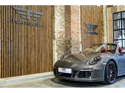 Porsche 991 911 C4 3.8i GTS CABRIO - Unieke Topwagen - <small></small> 102.900 € <small>TTC</small> - #8