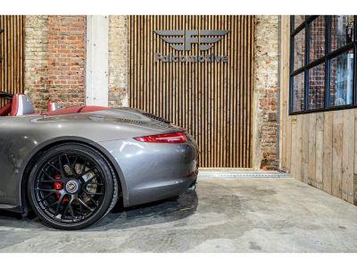 Porsche 991 911 C4 3.8i GTS CABRIO - Unieke Topwagen - <small></small> 102.900 € <small>TTC</small> - #14