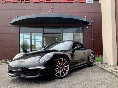 Porsche 991 911 type 991 CARRERA 4S CABRIOLET BVM7 FULL - <small></small> 84.991 € <small>TTC</small>
