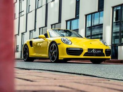 Porsche 991 991.2 TURBO S - 1 OWNER - FULL - CARBON - <small></small> 179.950 € <small>TTC</small> - #1