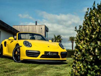 Porsche 991 991.2 TURBO S - 1 OWNER - FULL - CARBON - <small></small> 179.950 € <small>TTC</small> - #3