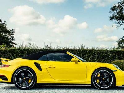 Porsche 991 991.2 TURBO S - 1 OWNER - FULL - CARBON - <small></small> 179.950 € <small>TTC</small> - #7