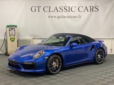Porsche 991 991.2 Turbo S - GTC150 - <small></small> 164.900 € <small>TTC</small> - #1