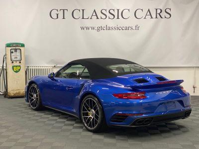 Porsche 991 991.2 Turbo S - GTC150 - <small></small> 164.900 € <small>TTC</small> - #6