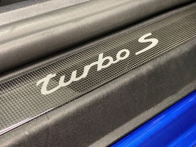 Porsche 991 991.2 Turbo S - GTC150 - <small></small> 164.900 € <small>TTC</small> - #20