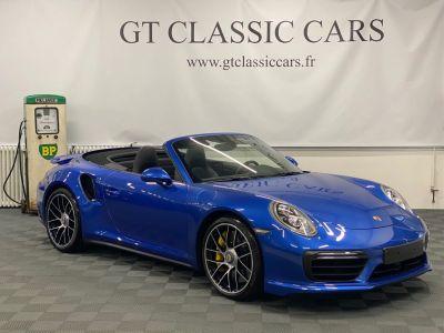 Porsche 991 991.2 Turbo S - GTC150 - <small></small> 164.900 € <small>TTC</small> - #34