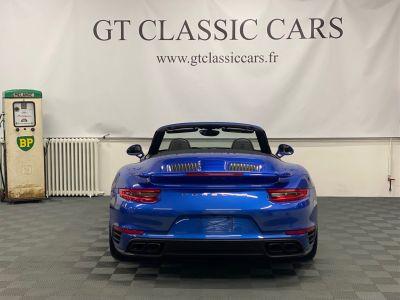 Porsche 991 991.2 Turbo S - GTC150 - <small></small> 164.900 € <small>TTC</small> - #36