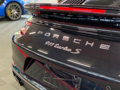 Porsche 991 991.2 Turbo S - GTC165 - <small></small> 164.900 € <small>TTC</small> - #46
