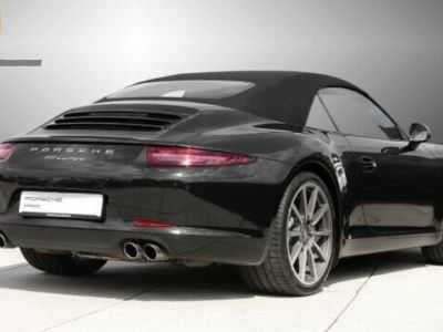 Porsche 991 Cabriolet 3.4  350 Carrera  PDK (Pack chrono) - <small></small> 82.900 € <small>TTC</small>