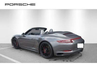 Porsche 991 Carrera 4 GTS  Cabriolet - <small></small> 125.990 € <small>TTC</small>