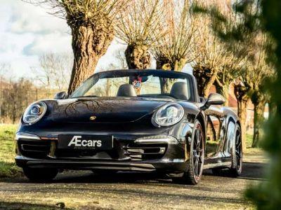 Porsche 991 CARRERA 4S CABRIOLET PDK - SPORT CHRONO - <small></small> 89.950 € <small>TTC</small> - #4